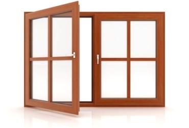 Drevene okna a dvere bazos